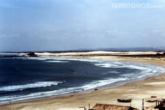 Cardoso Beach, Farol de Santa Marta, Laguna, SC - Brazil