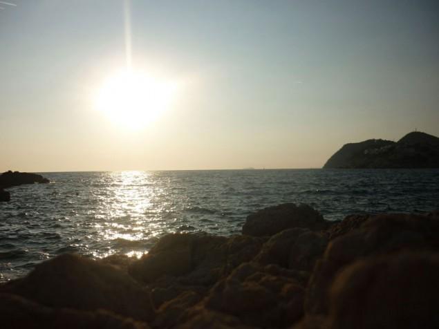Dubrovnik, south of Croácia