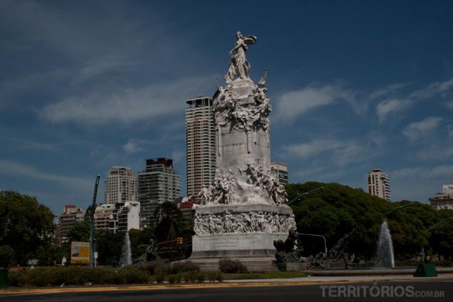 Del Libertador Avenue