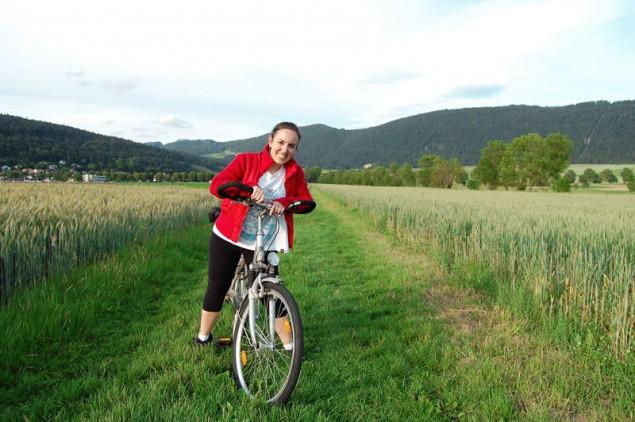 Cycling in Val-de-Ruz
