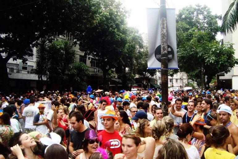 Street Carnival Rio de Janeiro