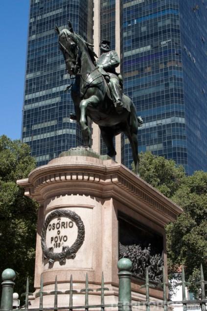 Cel Pedro Osório at XV Square