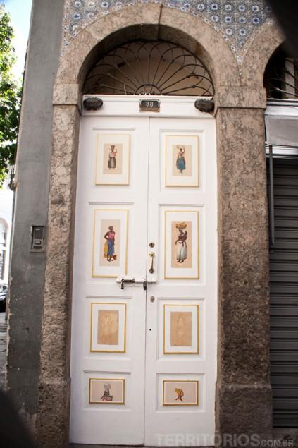 Details on doors
