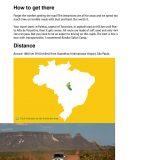 Brazilian Ecotourism