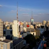 View in São Paulo, lookouts